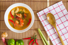 Tom Yum Soup Stock Fotografie