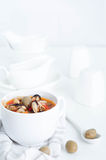 Tom yum soup Royalty Free Stock Image