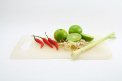Tom Yum Spice Royalty Free Stock Photography