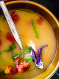 Tom yum talay soup Stock Photography