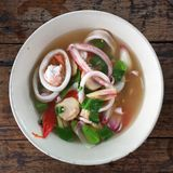 Tom yum Royalty Free Stock Photos