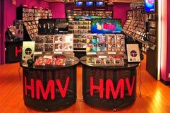 Tomada de Hmv, Hong Kong Fotos de Stock