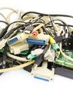 Tomadas do computador Imagens de Stock