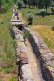 Tomar aqueduct Royalty Free Stock Image