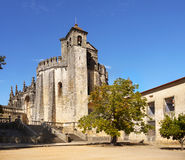 Tomar Castle, Πορτογαλία Στοκ εικόνες με δικαίωμα ελεύθερης χρήσης