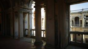 Tomar Castle Portugal video d archivio