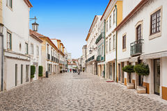Tomar city center Royalty Free Stock Photography