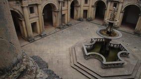 Tomar - convento de Cristo - templar μοναστήρι φιλμ μικρού μήκους
