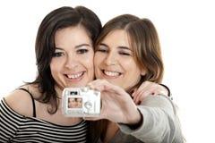 Tomar cuadros Foto de archivo libre de regalías