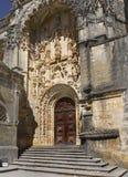Tomar kasztel, Portugalia Obraz Royalty Free