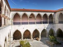 Tomar kasztel, Portugalia Zdjęcia Royalty Free