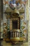 Tomar kasztel, Portugalia Obrazy Royalty Free