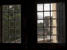Tomar kasztel rycerza templariusz, Portugalia Obrazy Stock