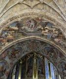 Tomar kasztel rycerza templariusz, Portugalia Fotografia Stock