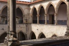 Tomar kasztel rycerza templariusz, Portugalia Obraz Stock