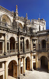 Tomar kościół, Portugalia Zdjęcie Stock