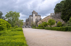 Tomar, Portugal image stock
