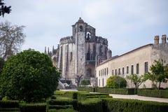 Tomar, Portugal Stock Photo
