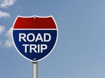 Tomar un viaje por carretera Foto de archivo libre de regalías