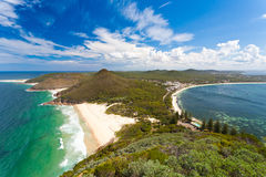 Tomaree Head Royalty Free Stock Images