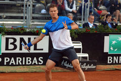 Tomas Berdych (CZE) Royalty Free Stock Photos