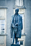Tomas Garrigue Masaryk statue Royalty Free Stock Photo