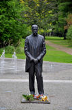 Tomas Garrigue Masaryk statue Stock Images