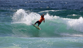Tomas Hermes Surfest 2014 Royalty Free Stock Images