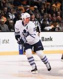 Tomas Kaberle Τορόντο Maple Leafs στοκ εικόνες
