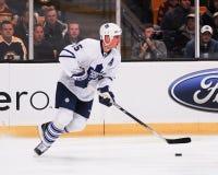 Tomas Kaberle Τορόντο Maple Leafs στοκ εικόνες με δικαίωμα ελεύθερης χρήσης