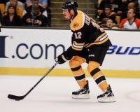 Tomas Kaberle, Boston Bruins Royalty-vrije Stock Afbeeldingen