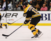 Tomas Kaberle, Boston Bruins Images stock