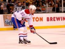 Tomas Kaberle Montreal Canadiens Lizenzfreie Stockfotografie