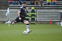 Tomas Koubek. HRADEC KRALOVE 04/04/2015 _ Match between FC Hradec Kralove and AC Sparta Praha royalty free stock image