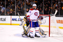 Tomas Plekanec Montreal Canadiens. Montreal Canadiens forward Tomas Plekanec #14 Royalty Free Stock Photos