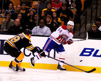 Tomas Plekanec Montreal Canadiens Stock Photo