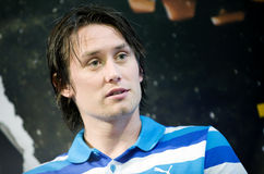Tomas Rosicky Royalty Free Stock Photography