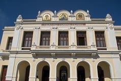 Tomas Terry Theatre, Cienfuegos, Kuba Lizenzfreie Stockfotografie
