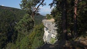Tomasovsky Vyhlad Viewpoint In Slovensky Raj National Park , Slovakia Stock Photography