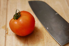 Tomat i kök Arkivfoton