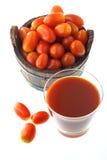 Tomate. Lizenzfreie Stockbilder