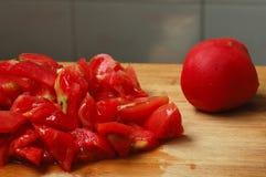 Tomate 3 Stockfoto