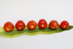 Tomate Stockfoto
