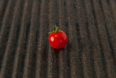 Tomate-cerise d'héritage Images stock