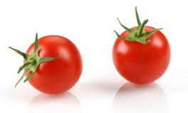 Tomate-cerise fraîche photos libres de droits