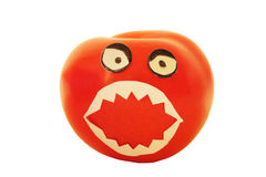 Tomate d'EHEC Image libre de droits