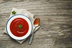 Tomate da sopa Fotos de Stock Royalty Free