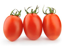 Tomate de cereja Foto de Stock