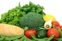 Tomate de cereja, friut das ervas e vegetais saudáveis Foto de Stock