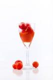 tomate de jus Photographie stock